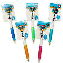 わんこきょうだい& E5系はやぶさボールペン